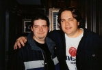 Erik Remec Eddie Trunk 2003