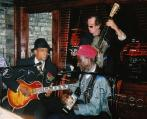 Keith Richards Rocky Lawrence HoneyBoy Edwards 2004