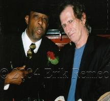 Rocky Lawrence Keith Richards 2004